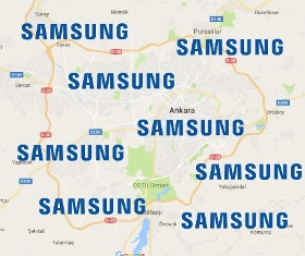 Ankara Samsung Cep Telefonu Servisi